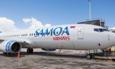SAMOA AIRWAYS TO WET-LEASE 737-800 FROM MALINDO