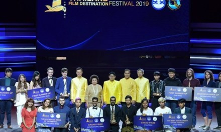 THAILAND INTERNATIONAL FILM DESTINATION FESTIVAL 2019