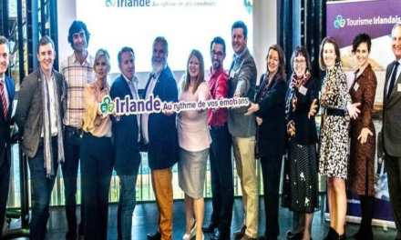 TOURISM IRELAND TARGETS TRAVEL AGENTS IN BORDEAUX
