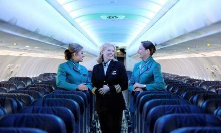 AER LINGUS SET TO SHINE WITH NEW MOOD LIGHTING ON BOARD
