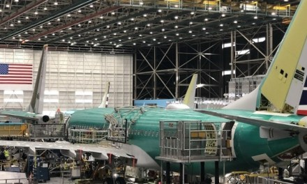 BOEING UNVEILS 737 MAX SOFTWARE CHANGES AS GROUNDING CONTINUES