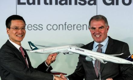 CATHAY AND LUFTHANSA CARGO FULLY IMPLEMENT FREIGHT TIE-UP