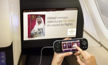 ETIHAD AIRWAYS PRESENTS 'MY STORY' E-BOOK ON BOARD