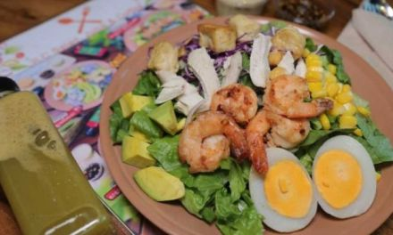 THE GREEN REVOLUTION: DITCHING FATTY FOOD FOR FRESH SALADS IN PHNOM PENH