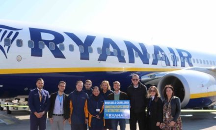 RYANAIR LAUNCHES CONNECTING FLIGHTS SERVICE FROM BRUSSELS CHARLEROI WITH 27 ROUTES