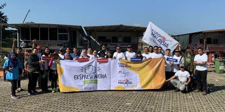 """TOURISM MALAYSIA """"EKSPRESI MEDIA – KENYIR 2019"""" PROGRAMME TO UNCOVER HIDDEN GEMS OF TERENGGANU"""