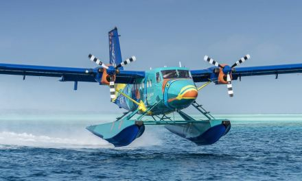 FOUR SEASONS RESORT MALDIVES AT LANDAA GIRAAVARU UNVEILS CUSTOM AIRCRAFT