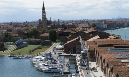 Venice Boat Show 2019 : The art of shipbuilding