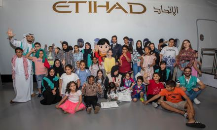 Etihad's Youth Council volunteers this Ramadan
