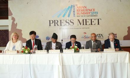 First Asian Resilience Summit slated in Kathmandu on Friday