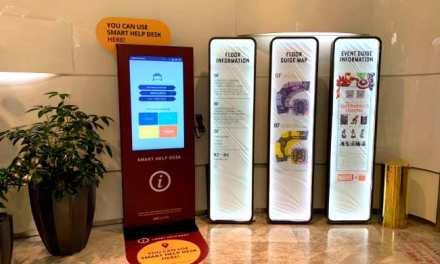 Smart Help Desk to Travel easily in Korea