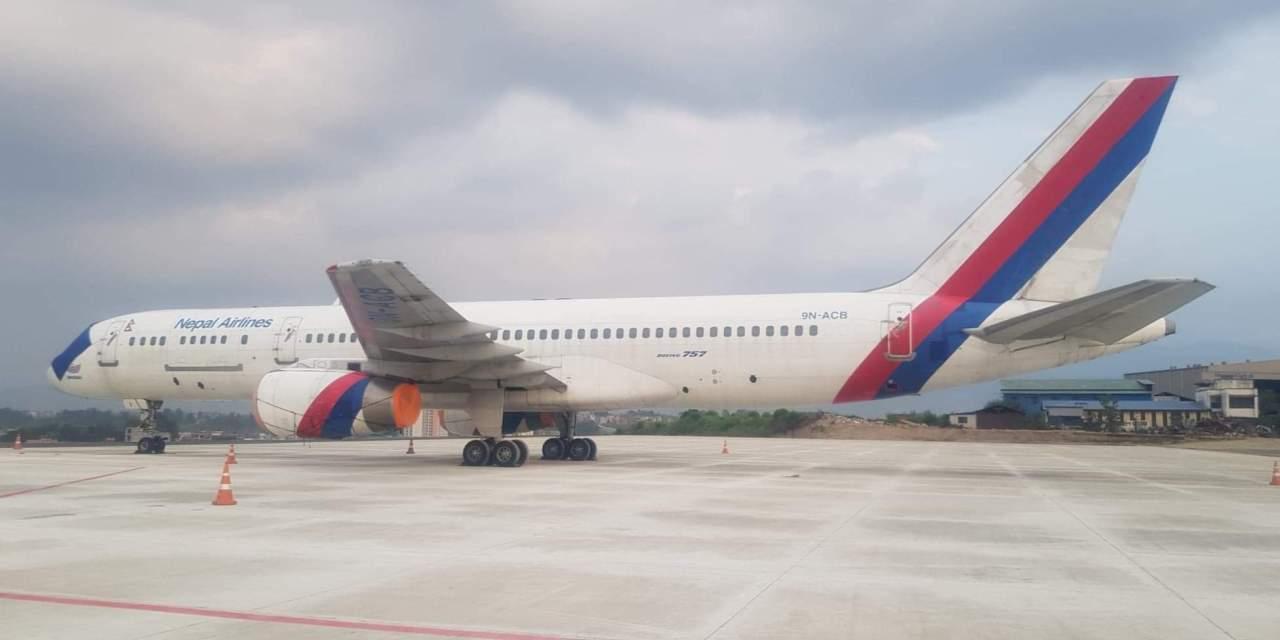 Tribhuvan International Airport gets two new parking bays