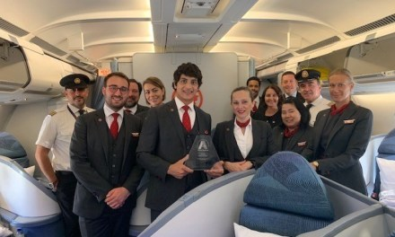 Air Canada Wins Diversity in Leadership at 2019 Airline Strategy Awards