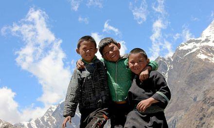 Etihad Airways introduces nutritional education program to Nepal school
