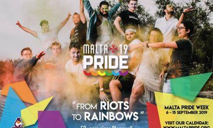 Celebrate diversity at Malta Pride Week 2019