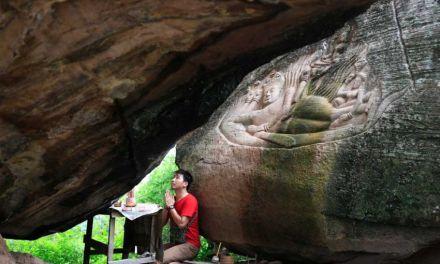 Visit ancient Hindu rock carvings in Phnom Kulen National Park