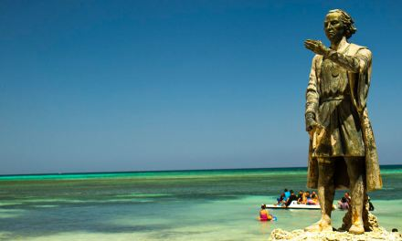 Guardalavaca, one of the most beautiful beaches in Cuba