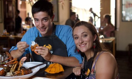 International Culinary YouTubers Explore Colombo Cuisine