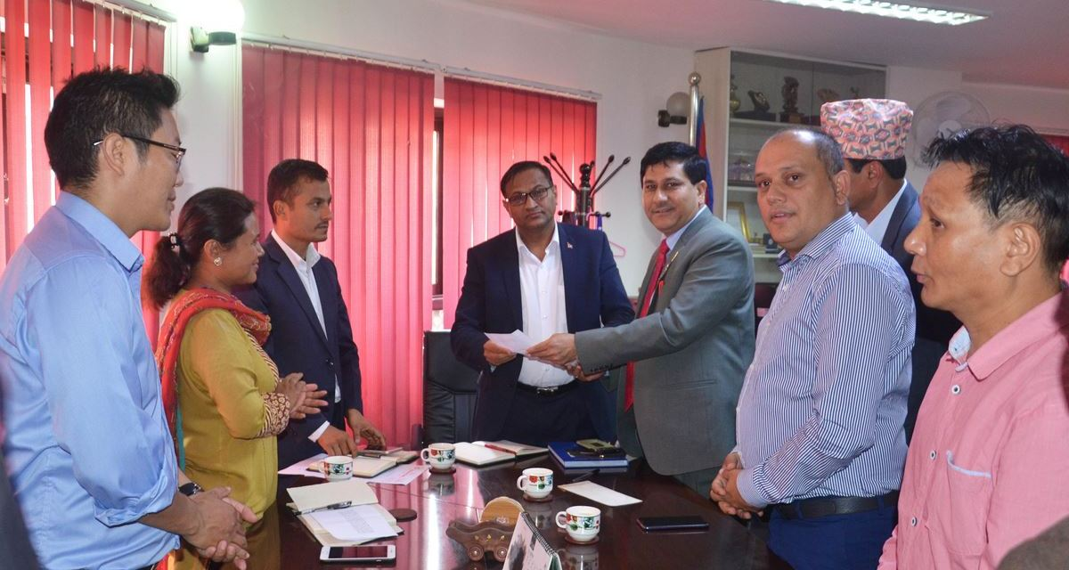 TAAN opening permit counters in Dashain