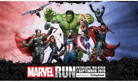 TOURISM MALAYSIA TEAMS UP MARVEL RUN FOR VM2020
