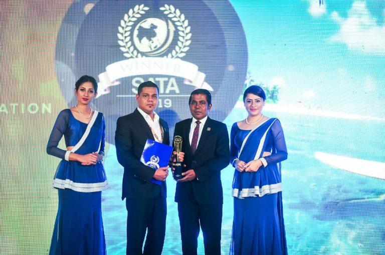 MALDIVES BAGS 32 AWARDS AT SATA 2019
