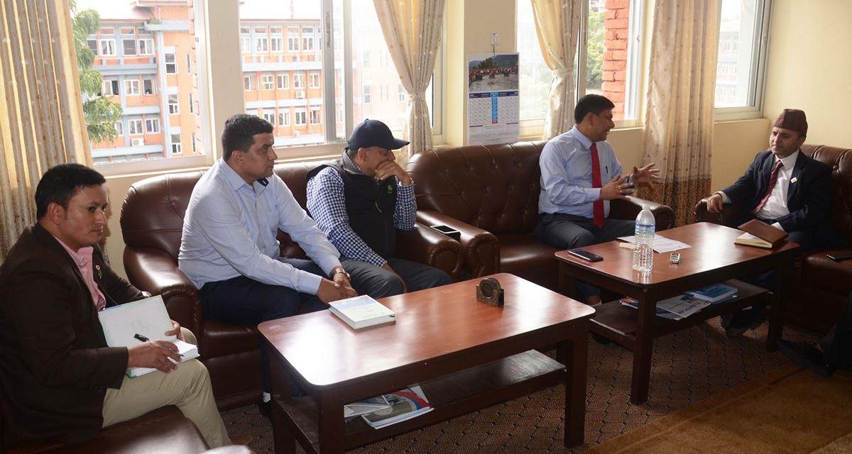 TAAN : Resolving issues with Ramecchap-Lukla flights