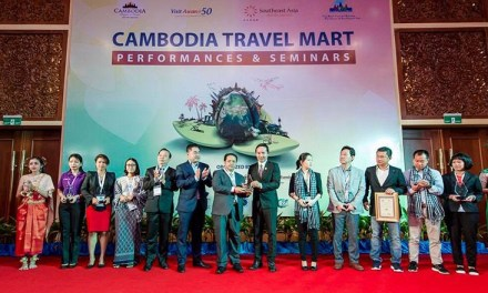 Cambodia Travel Mart to attract 6,000 participants