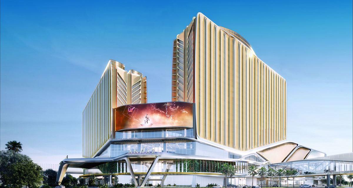 Hyatt Announces Plans for Andaz Macau