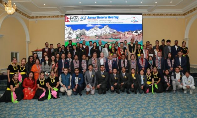 43rd AGM of PATA Nepal Chapter elects New Executive Committee