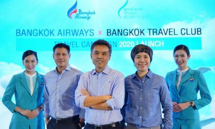 Bangkok Airways Partners With Bangkok Travel Club (BTC) Launch 2020 Travel Campaign