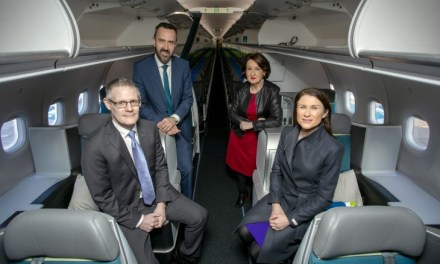 Aer Lingus launches new A321neo LR aircraft at Shannon airport