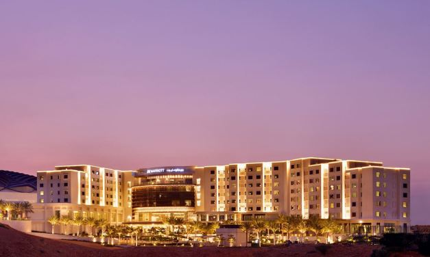 JW Marriott Debuts in Oman's Historic Capital with Opening of JW Marriott Muscat