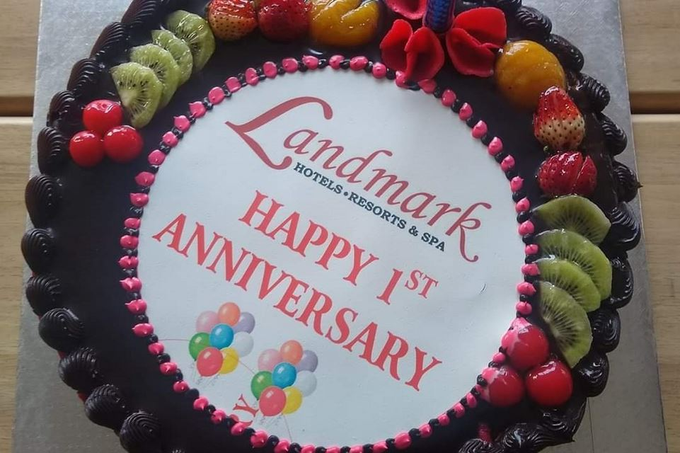 Hotel Landmark celebrates the one year anniversary