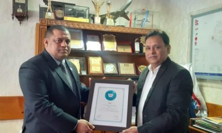 Nepal awarded the OLTA as a Solo Travel Destination