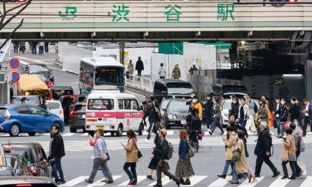 Japan readies for tourism