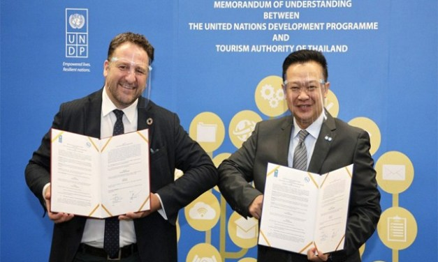 Sustainable tourism development comes into TAT's focus