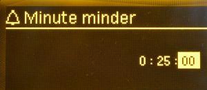 25 Minute Pomodoro Timer