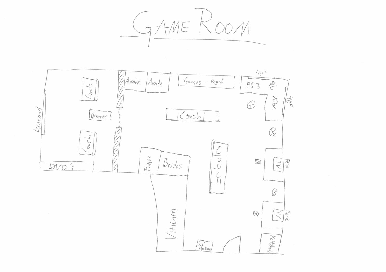 Gamer Zimmer