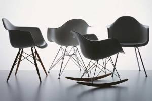 Vitra Plastic Chair