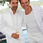Michael Lameraner und Adi Weiss