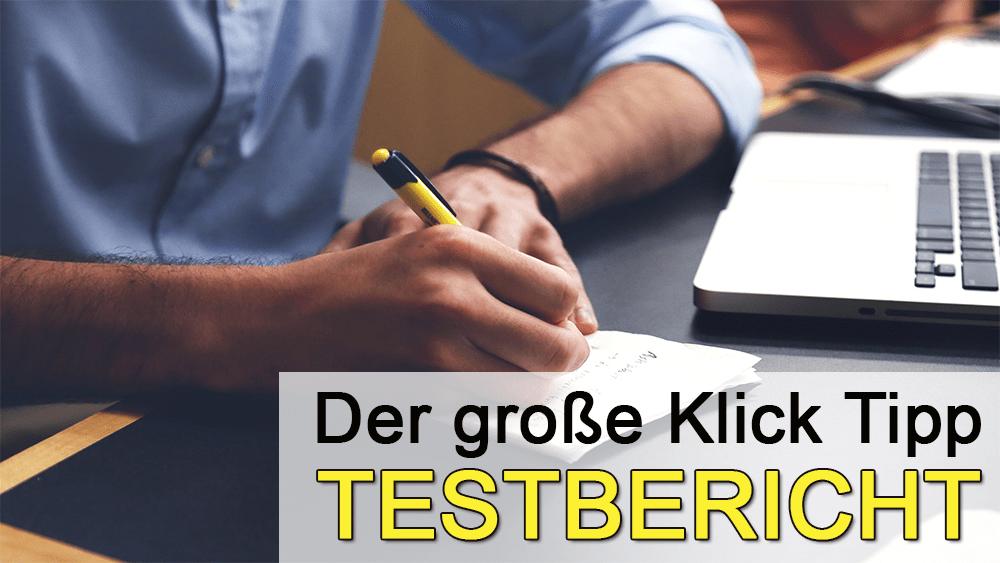 Klick Tipp Erfahrungen – E-Mail Marketing Software Test