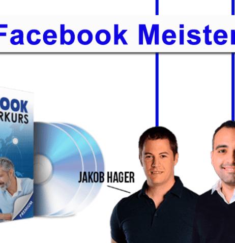 Facebook Meisterkurs von Said Shiripour und Jakob Hager