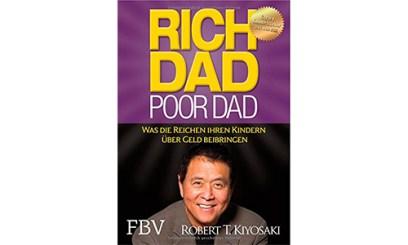 Rich Dad Poor Dad von Robert Kiyosaki