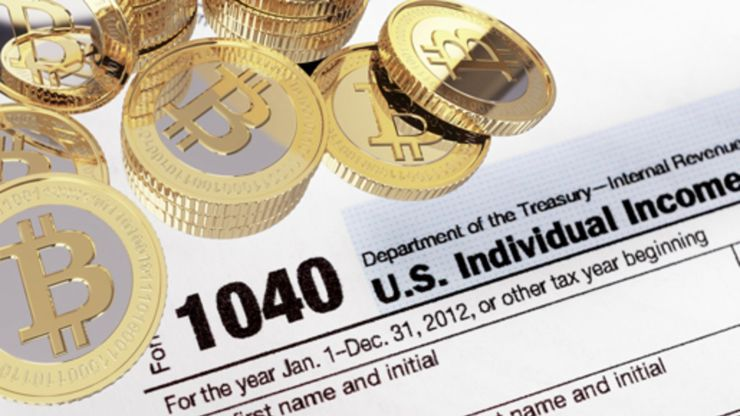 Image result for bitcoin and IRS