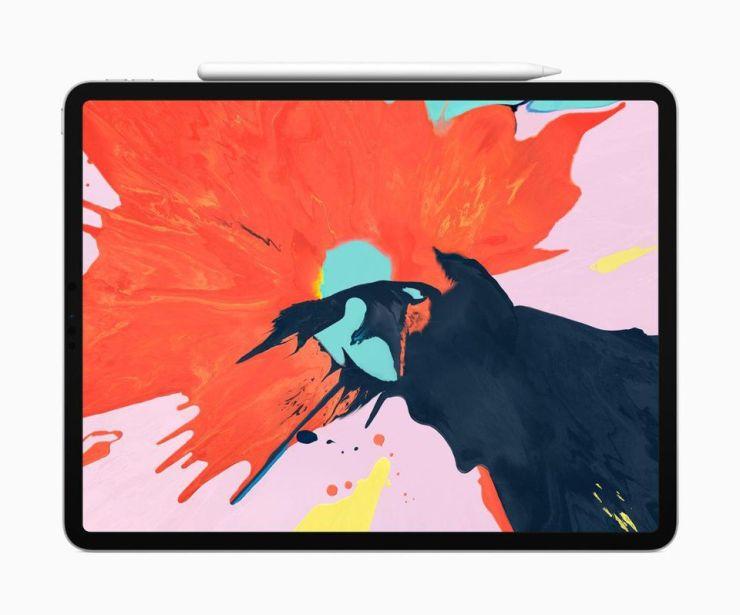 Apple iPad Pro, as released last October.