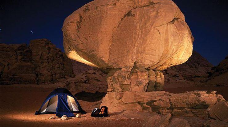 Get A Taste Of Bedouin Life