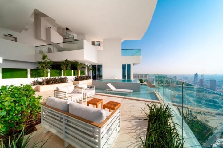 2 Bed Hotel Apartment at FIVE JUMEIRAH VILLAGE DUBAI
