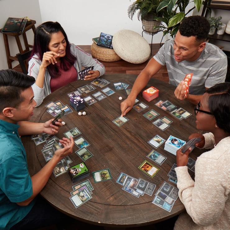 Hasbro and Magic: The Gathering