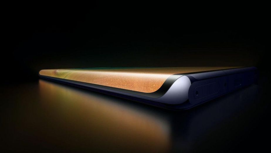 Is this the sumptuous waterfall edge to the Huawei Mate 30 Pro?