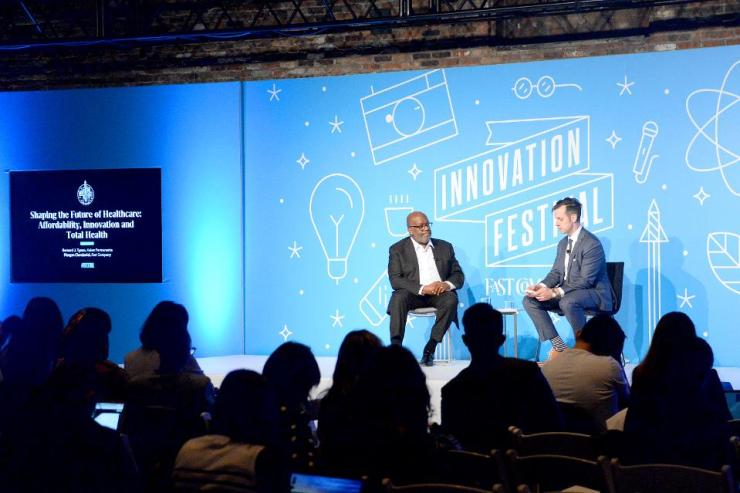 Fast Company Innovation Festival - Day 2